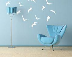 Seagulls... but want Flamingos
