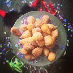 Mutzenmandeln.... ein Muss zu Karneval #mutzen #mandeln #karneval #köln #Loveofcake