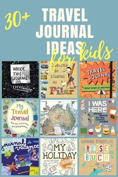 travel journal ideas for kids: DIY, notebooks, printables, foreign language books, etc. Camping With Kids, Travel With Kids, Family Travel, Family Vacations, Portuguese Lessons, Learn Portuguese, Kids Travel Journal, Travel Journals, Travel Books