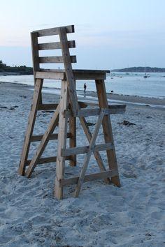 Wooden Lifeguard Chair   Google Search