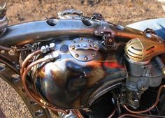 dWrenched - Kustom Kulture & Crazy Bikes: dWRENCHED
