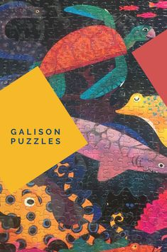Galison Puzzles that I've done during the pandemic and evacuation! Family Games To Play, Puzzles, Movies, Movie Posters, Puzzle, Film Poster, Riddles, Films, Popcorn Posters