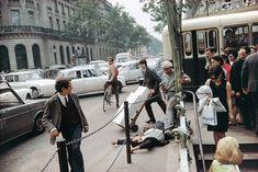 Joel Meyerowitz – Taken in Paris, France, 1967