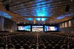 Event Productions offers decorator services for trade shows, expos and special events, everything from furniture rentals to signage