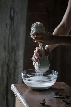 Vegan Breakfast Recipes: Rose water Turmeric Almond Milk | Hortus Natural Cooking