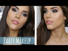 New Years Eve Party Makeup Tutorial - YouTube