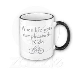 Funny MUGS-This Is My Gym-Vélo Cycle Vélo De Montagne BMX Magic Novelty Mug
