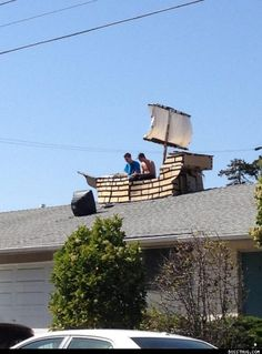 Roof Ship