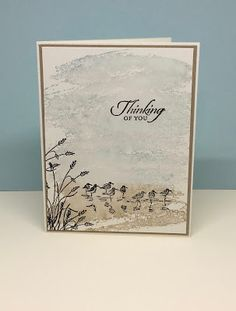 Ditjes en datjes Handmade Cards, Spotlight, Stampin Up, Greeting Cards, Party, Craft Cards, Stamping Up, Parties, Diy Cards