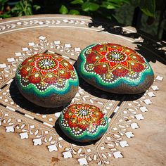 Happy Saturday! It's a beautiful sunny day in Sac Town! Here is my newest stone…