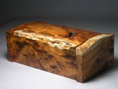 Decorative Boxes : yew with a curl -Read More –