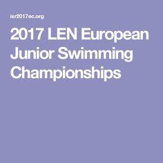 2017 LEN European Junior Swimming Championships