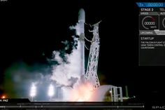 ICYMI: SpaceX boat tries to catch pricey rocket nosecone in the Pacific Ocean, but misses