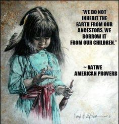 Native American Indian girl painting of a little girl pealing corn at harvest. She is from the Mescalero Indian tribe and the artwork is by Virgil C. American Indian Girl, Native American Children, Native American Beauty, Native American History, Native American Indians, Native Child, Cherokee Indians, American Pride, Art Occidental