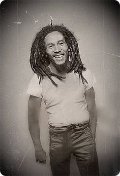 Can't get enough of the rare stuff.  Nesta Robert Marley.