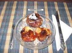 Mere coapte Gem, French Toast, Pudding, Breakfast, Desserts, Food, Morning Coffee, Tailgate Desserts, Deserts