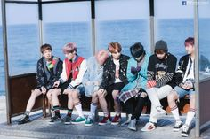 BTS Raises More Hype By Releasing Album Photo Shoot Sketch For Upcoming Comeback   Soompi