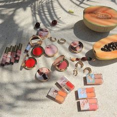 --- Take a layer beauty makeup series orange red package full of summer's small fresh atmosphere~ 3ce, Pretty Packaging, War Paint, Beauty Makeup, Layers, Take That, Make Up, Cosmetics, Cool Stuff
