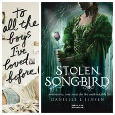 July Reading List  To All the Boys I've Loved Before #1 by Jenny Han Stolen Songbird (The Malediction Trilogy #1) by Danielle L. Jensen