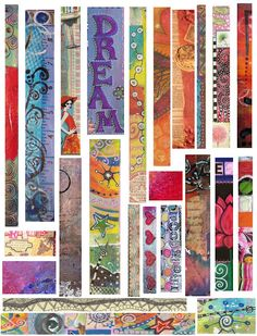 """Art Journaling II is an ongoing pay-what-you-can """"workshop"""" where you can learn art journaling basics or pick up techniques, tips, ideas, and prompts. Nothing here but Art Journaling...no recipes, no crafts, nothing but Art Journaling."""