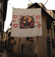 Florence loves Lisa & Leonardo