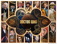 Doctor Who - Titles GIF by willbrooks.deviantart.com on @DeviantArt