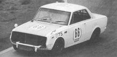 クラブの歴史 > (B8) トヨタコンペティションモデルの変遷 - トヨタ・モータースポーツ・クラブ