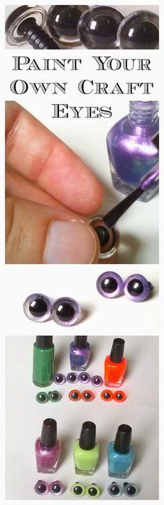 como colorir olhos de bonecas prontos Novo visual