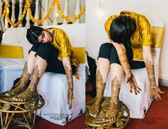 Sheleja : Chunni & Mehendi Naina.co photography Mehendi Photography, Wedding Photography List, Wedding Photography Poses, Indian Wedding Photos, Wedding Couple Photos, Wedding Pics, Indian Bridal, Bridal Poses, Bridal Photoshoot