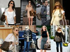 One Style At a Time: Never Full with a Louis Vuitton Handbag!