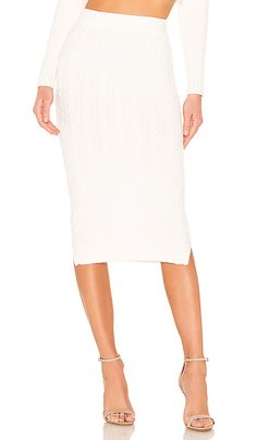 d2761fc13 ELLIATT Oasis Knit Skirt View 1 of 4 Fresh Outfits, Knit Skirt, Skirt Suit
