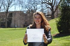 Erin Nealer, Wellesley College '15    Human Rights  #humanrights #advocacy