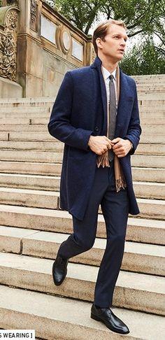 East Dane Presents 7 Essential Winter Coats