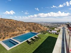 2110 Hercules Dr, Los Angeles, CA 90046 | Zillow Los Angeles Homes, Downtown Los Angeles, Drought Tolerant Landscape, Luxury House Plans, City Of Angels, Hollywood Hills, Outdoor Entertaining, Hercules, Modern Luxury