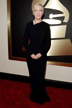 Annie Lennox. The 2015 Grammy Awards - Gallery - Style.com