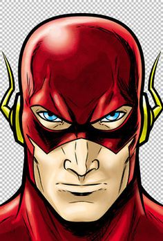 The Flash. By Terry Huddleson. I meet him at comic con. Nice stuff.
