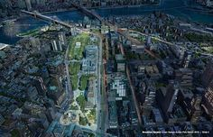 A Downtown Brooklyn haven with pedestrian-friendly areas, public space and lots of green—a proposal called the Brooklyn Strand—started to crystallize Monday night at a meeting of Community Board 2,...