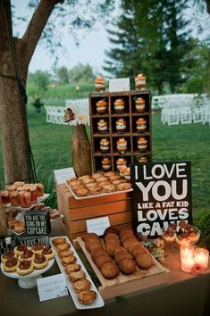 rustic country wooden crate wedding dessert table / http://www.deerpearlflowers.com/country-wooden-crates-wedding-ideas/2/