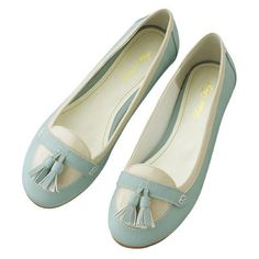 Not a big fan of loafers and oxfords I just light these maybe its the colors  akt