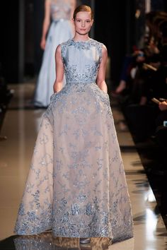Elie Saab Spring 2013 Couture Collection - Fashion on TheCut