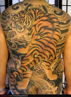 28 Best Japanese Tiger Tattoo Images Japanese Tiger Tattoo Tatoos