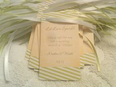 SPARKLERS INCLUDED Customized Wedding Sparklers  by lindsaystevens, $1.00