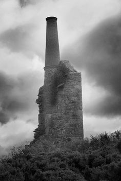 Cornish Tin Mine by Digimist, via Flickr
