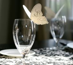 @Erin Crowley Guerrant  Does this look familiar? I like the idea of them as place cards