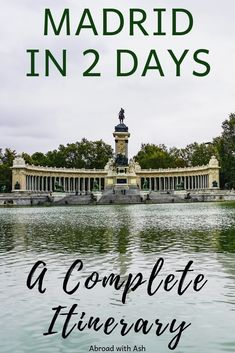 Madrid in 2 Days - A Complete Itinerary. Wondering what to do in Madrid and only have a few days? I've got you covered with my 2 days in Madrid Itinerary. Madrid Attractions, Madrid Guide, Madrid Travel, Ibiza, Spain And Portugal, Toscana, Spain Travel, Travel Europe, Where To Go