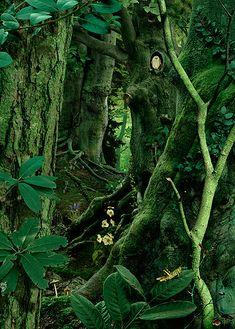 Ruud van Empel Photography study-in-green10