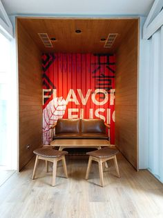 Image 4 of 5 from gallery of Kengo Kuma Creates Starbucks Store in Taiwan From 29 Shipping Containers. Courtesy of Starbucks Starbucks Taiwan, Starbucks Art, Starbucks Store, Shipping Container Store, Used Shipping Containers, Pacific Coffee, Container Coffee Shop, Shop Facade, Federal