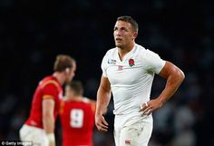England misfit Sam Burgess has decided he wants a cross code return back to rugby league