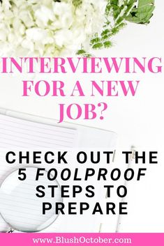 Searching for how to prepare for a job interview? Check out this routine that will teach you how to nail that job interview! It hasn't failed me yet. Interview Advice, Interview Preparation, Career Advice, Self Development, Personal Development, Behavioral Interview Questions, Pep Talks, Creative Thinking, Survival Guide