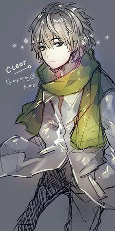 ♔ Clear || DRAMAtical Murder ♔